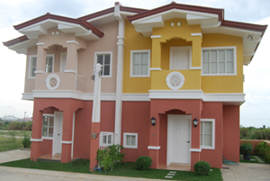 Duplex Cavite House and Lot For Sale