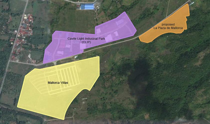 la-plaza-map
